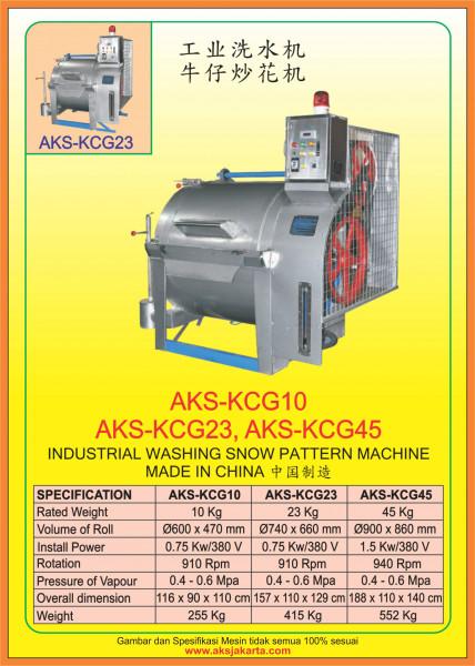 AKS - KCG10, AKS - KCG23, AKS - KCG45