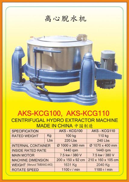 AKS - KCG100, AKS - KCG110