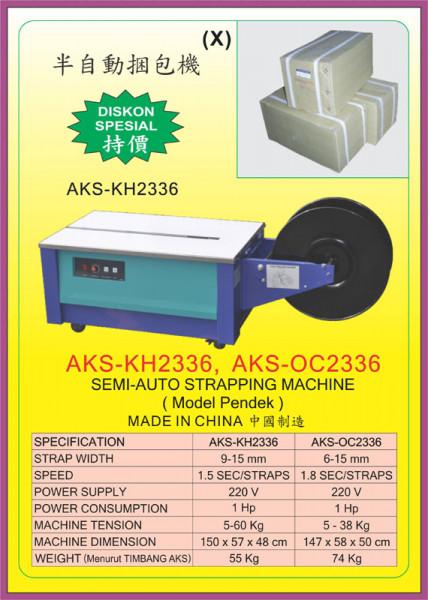 AKS - KH2336, AKS - OC2336