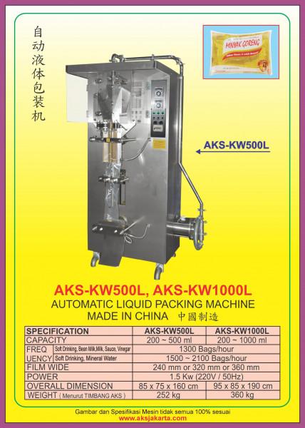 AKS-KW500L, AKS-KW1000L