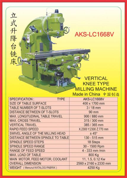 AKS - LC1668V