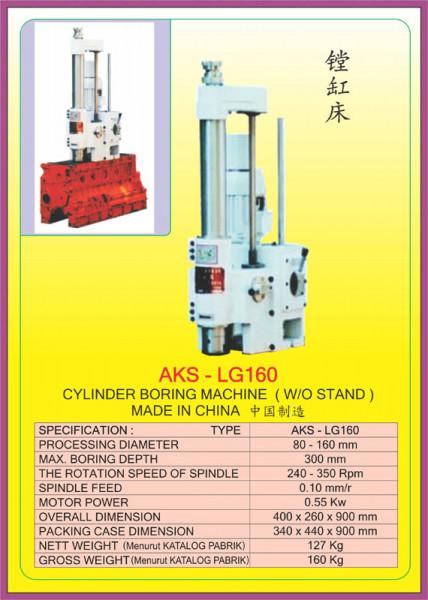 AKS - LG160