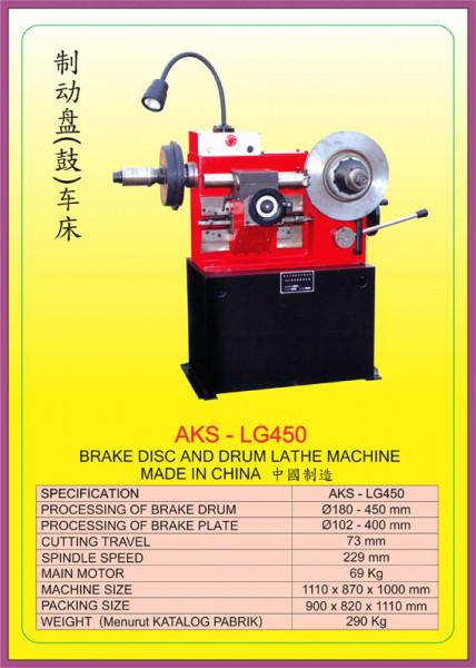 AKS - LG450