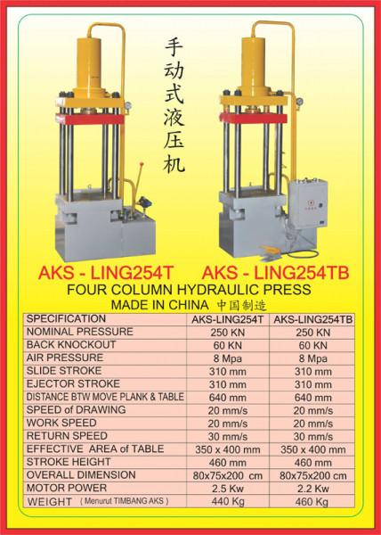 AKS - LING254T, AKS - LING254TB