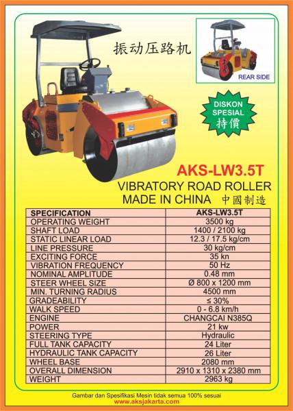 AKS - LW3.5T