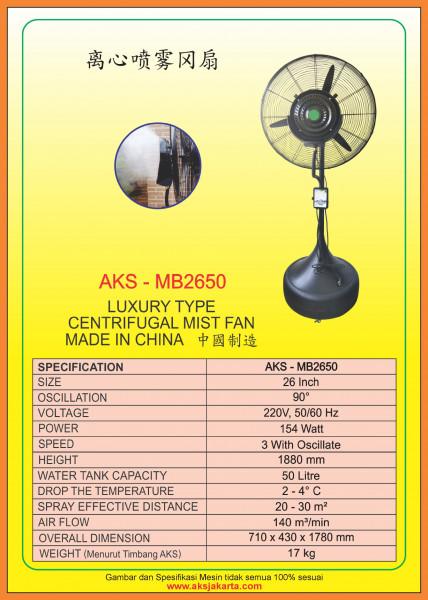 AKS - MB2650