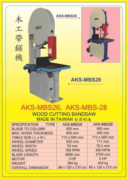 AKS - MBS26, AKS - MBS28