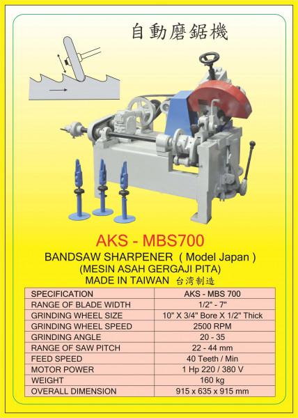 AKS - MBS700