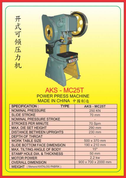 AKS - MC25T