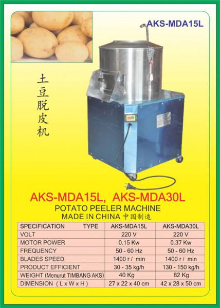 AKS - MDA15L, AKS - MDA30L