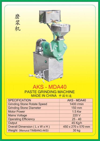 AKS - MDA40