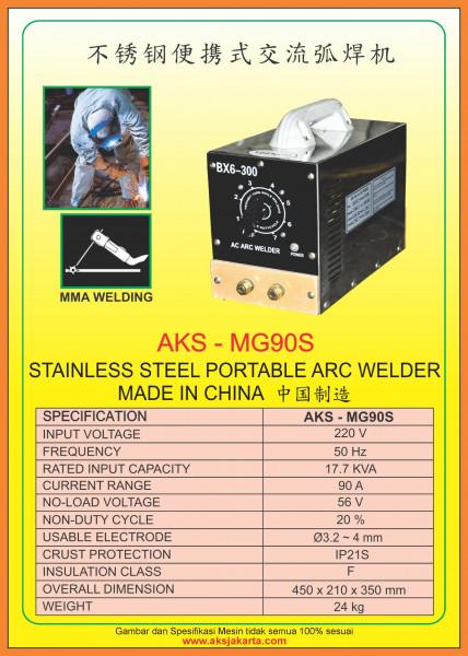 AKS - MG90S