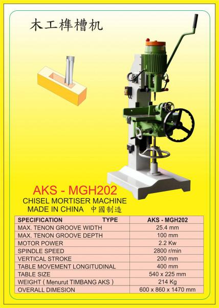 AKS - MGH202