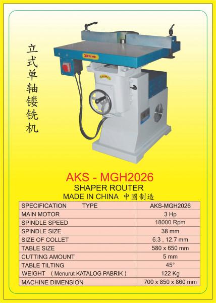 AKS - MGH2026