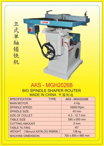AKS - MGH2026B