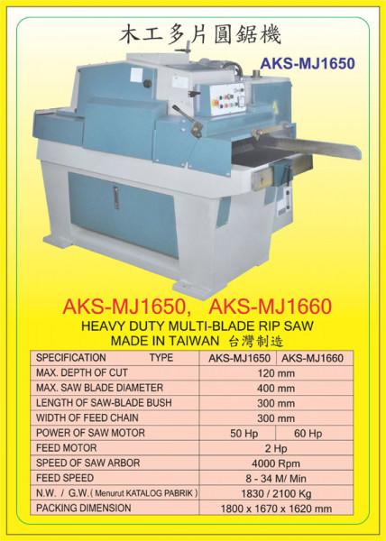 AKS - MJ1650, AKS - MJ1660