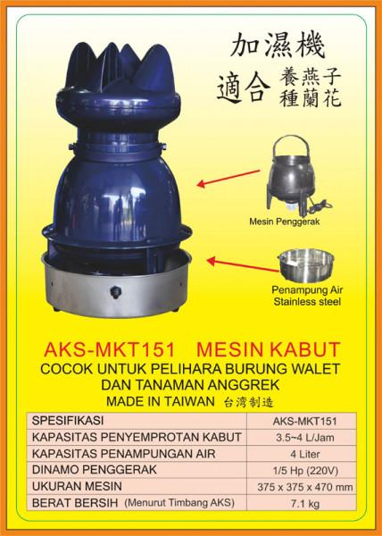 AKS - MKT151