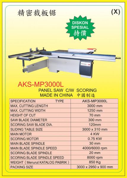 AKS - MP3000L