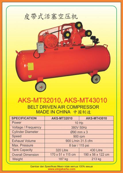 AKS - MT32010, AKS - MT43010