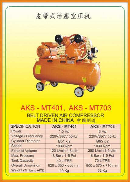 AKS - MT401, AKS - MT703