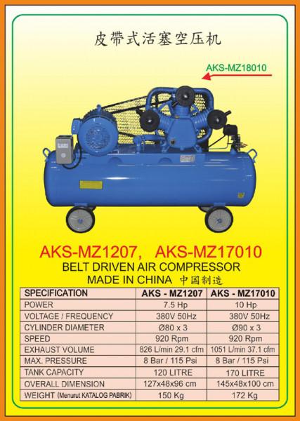 AKS - MZ1207, AKS - MZ17010