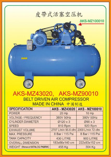 AKS - MZ43020, AKS - MZ90010
