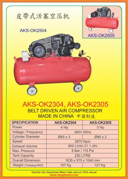 AKS - OK2304, AKS - OK2305