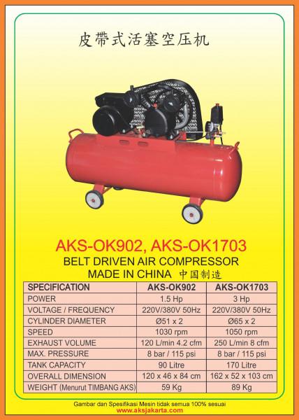 AKS - OK902, AKS - OK1703