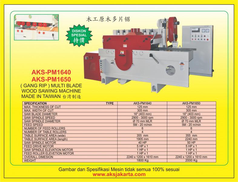 AKS - PM1640, AKS - PM1650