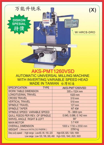 AKS - PMT1260VSD