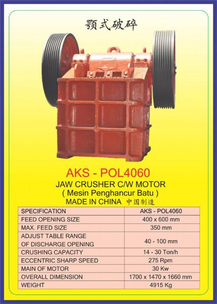 AKS - POL4060