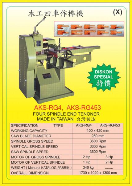 AKS - RG4, AKS - RG453