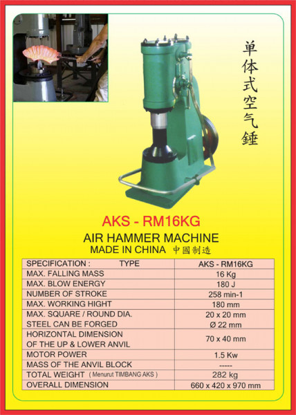 AKS - RM16KG