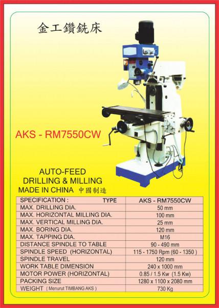 AKS - RM7550CW