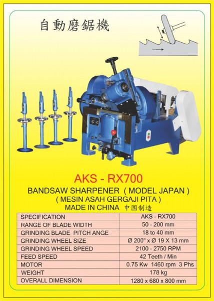 AKS - RX700