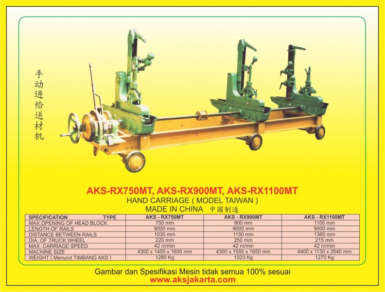 AKS - RX750MT, AKS - RX900MT, AKS - RX1100MT