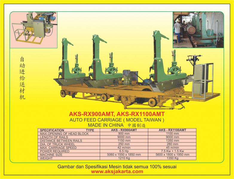 AKS - RX900AMT, AKS - RX1100AMT