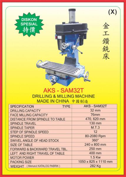AKS - SAM32T