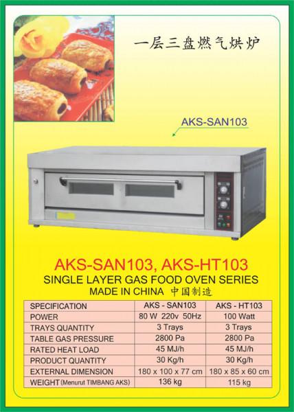 AKS - SAN103, AKS - HT103
