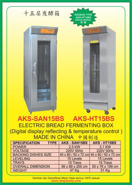 AKS - SAN15BS, AKS - HT15BS