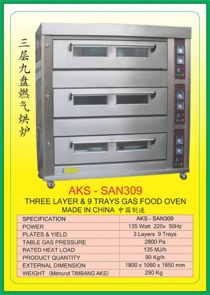 AKS - SAN309