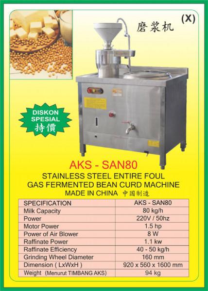 AKS - SAN80