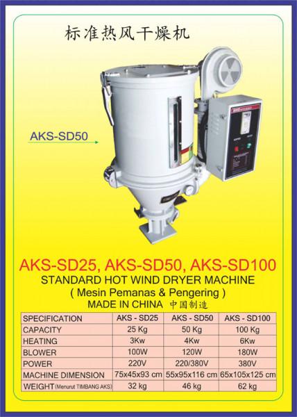 AKS - SD25, AKS - SD50, AKS - SD100
