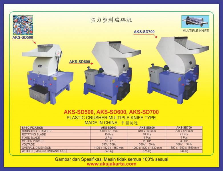 AKS - SD500, AKS - SD600, AKS - SD700