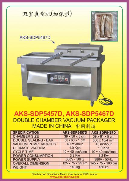 AKS - SDP5457D, AKS - SDP5467D