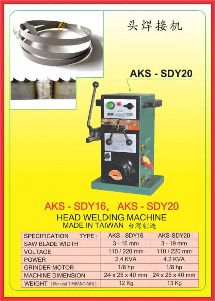 AKS - SDY16, AKS - SDY20
