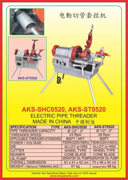 AKS-SHC0520, AKS-ST0520