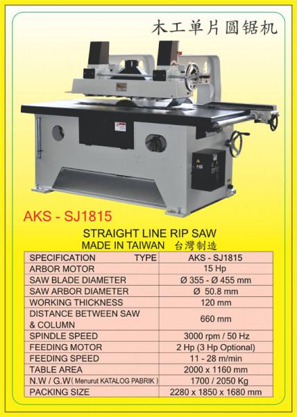 AKS - SJ1815