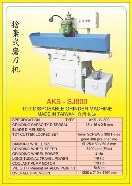 AKS - SJ800