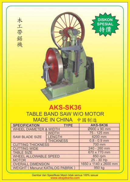 AKS - SK36